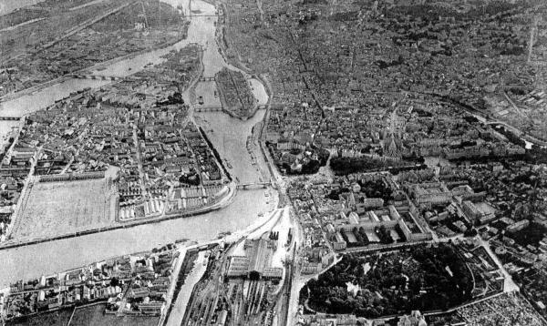 La Loire : le Bras de l'Hôpital