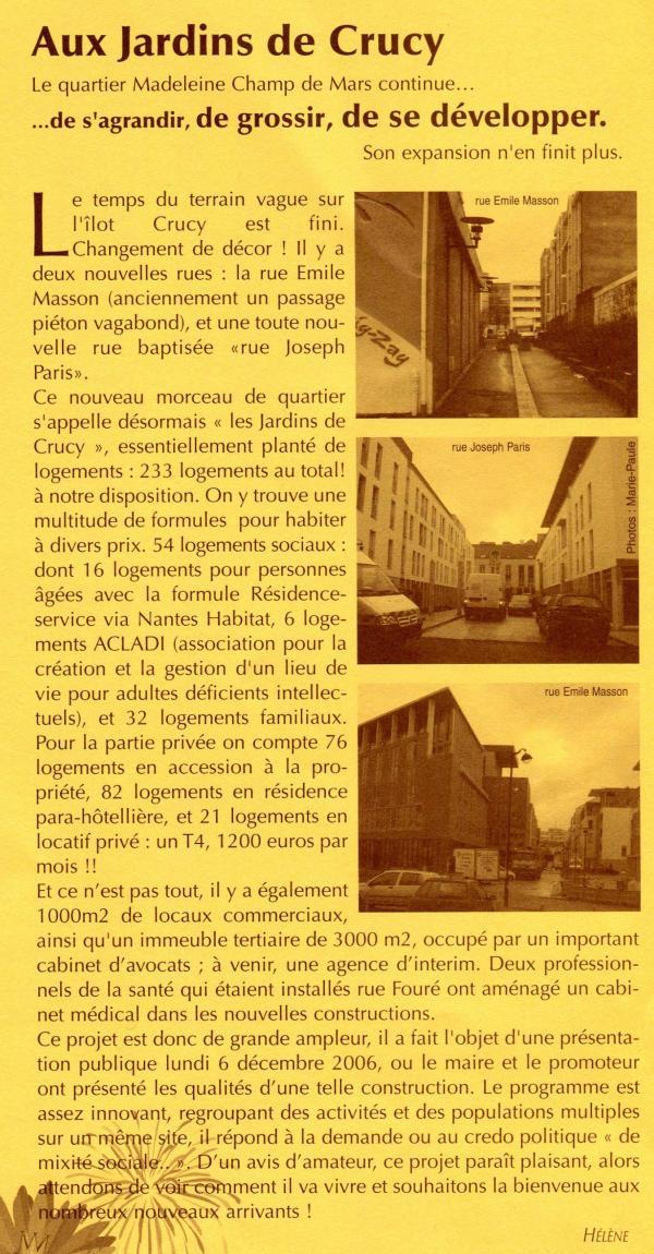 Masson Emile rue