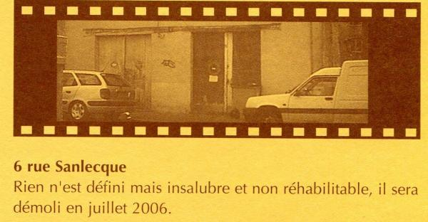 Sanlecque rue