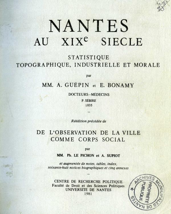 1830 à 1840